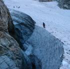 立山・剱岳の現存する氷河